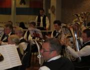 Uitwisselingsconcert WvH & Oosterlands Fanfare 2013