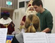 Sinterklaas op bezoek 2016